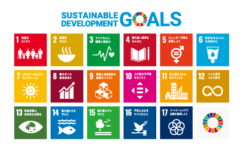 SDGsロゴ リフォーム119 新潟県上越市
